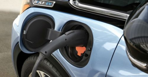 GM - Another Movement Forward for EV Driving