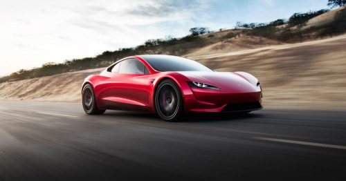 Tesla Roadster - Can it Really Drive That Fast