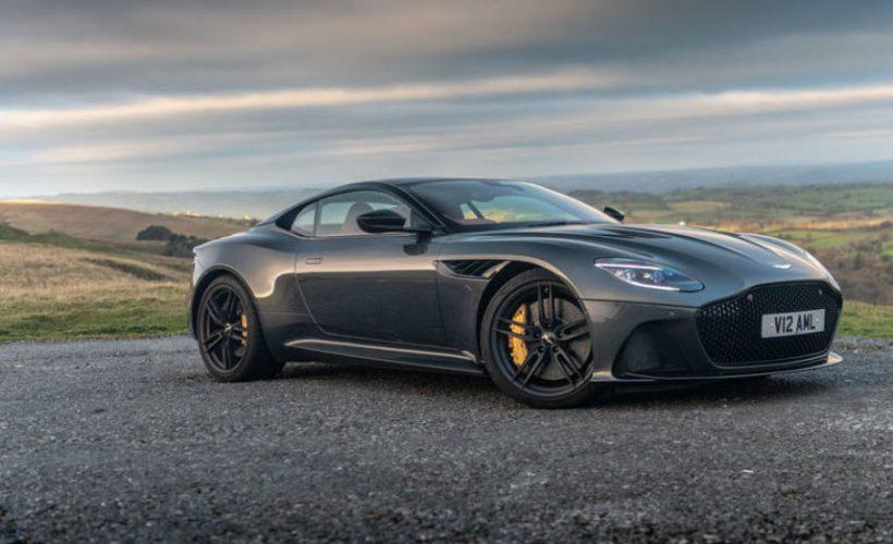 Aston Martin - Do You Want to Build a Supercar?