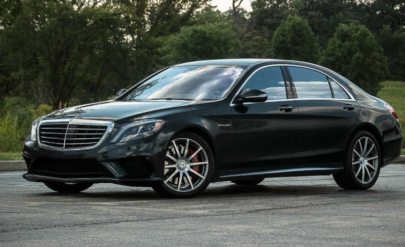 Mercedes-Benz AMG S 63 is a Rocket on Wheels