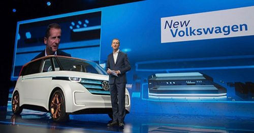 Diess - A New Boss at VW to Create a Streamlined Market