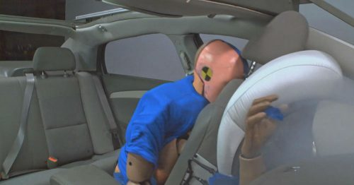 Seat Belt Safety - Do You Need a Seat Belt in the Back Seat
