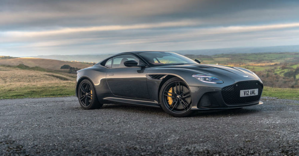 Aston Martin - Do You Want to Build a Supercar?