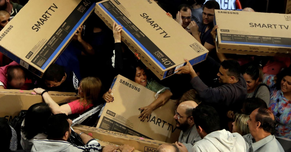 Is Black Friday Still As Popular as it Once Was?