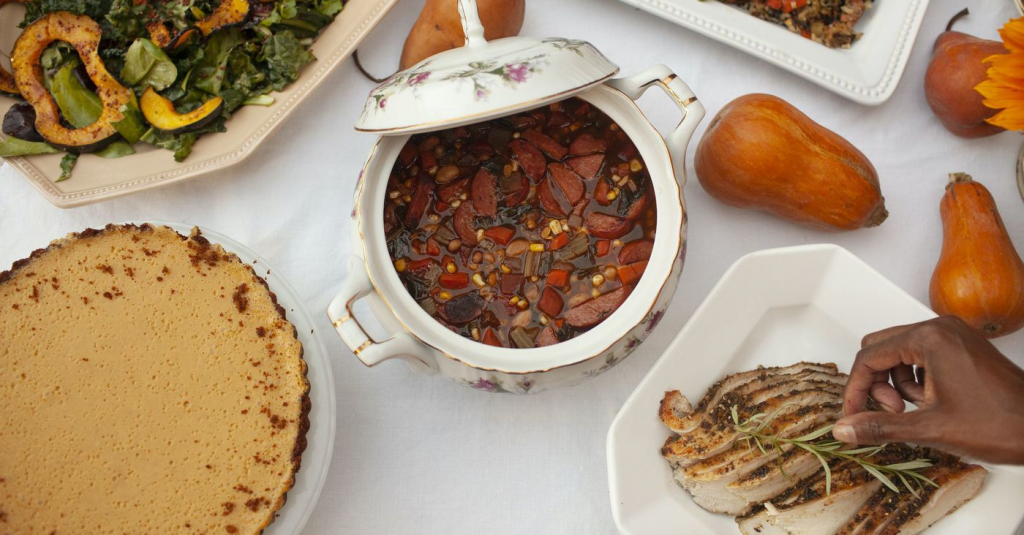 Knock the Taste of 2020 Out of Your Mouth with These Holiday Dishes
