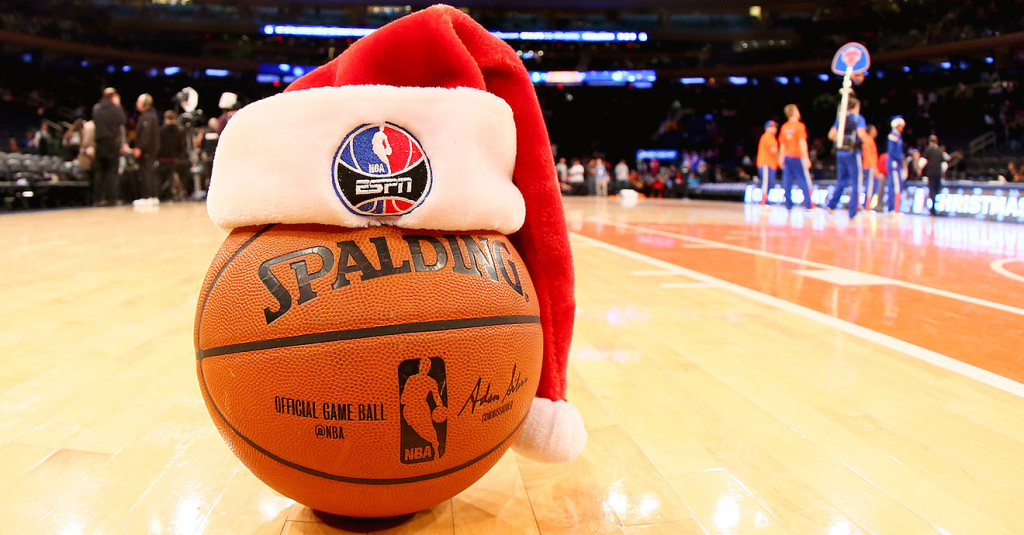 The NBA is Nearly Ready for Christmas Day Games