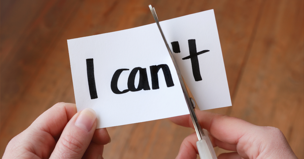 Stop Telling Yourself Lies: Get Back On Track Today