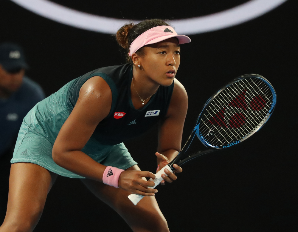 The Growth of Naomi Osaka on the World Stage
