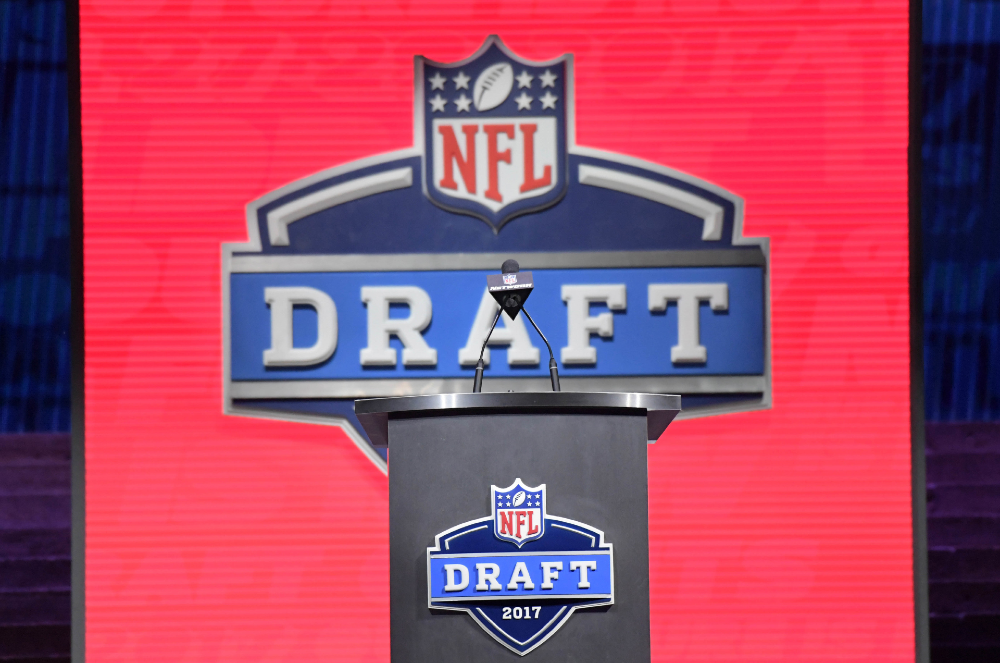 The First Night of the NFL Draft Made Dreams Come True