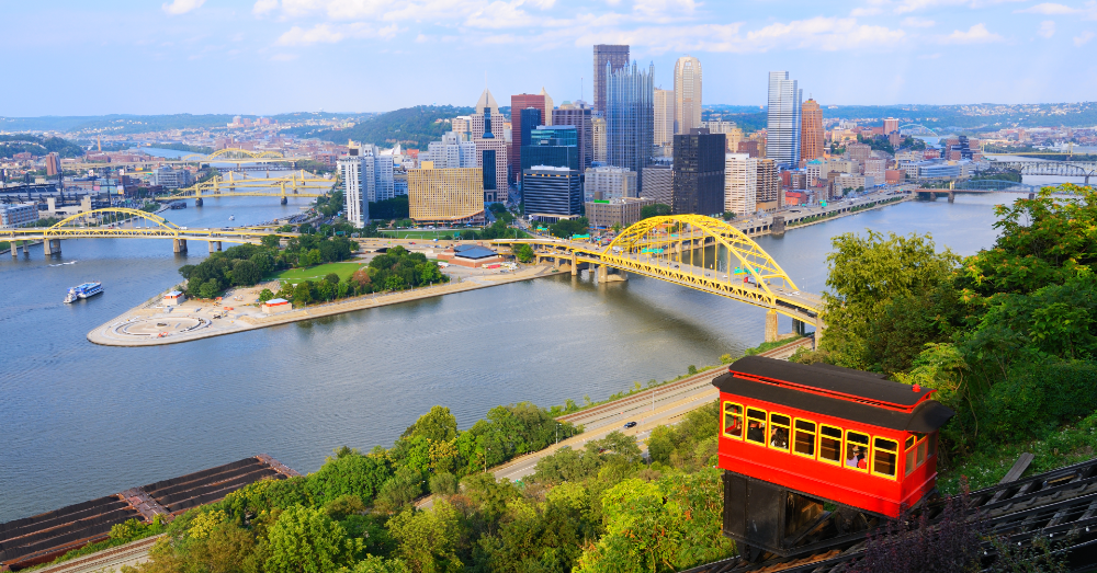 Do Something Different and Visit Pittsburgh This Year